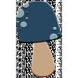 Fallish Rubber Elements - mushroom 02