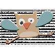 Fallish Rubber Elements - owl
