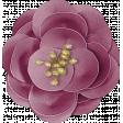Autumn Wind Elements - flower 13