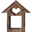 Autumn Wind Elements - house