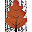 Autumn Wind Elements - leaf 04
