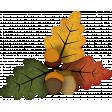 Autumn Wind Elements - leaf 11