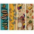 Autumn Wind Bookmarks