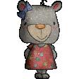 Bearly Me - bear 02