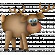 Christmas Cuties Mini - deer 01