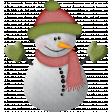 Christmas Cuties Mini - snowman 02