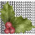 Christmas Cuties Flowers - holly 03