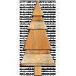 Christmas Cuties Wood - tree 02