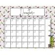 Christmas Cuties Planner - Calendar  02