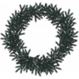 Winter Elements 04 Wreath