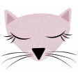 Everyday Is Caturday Kit - cat head 02
