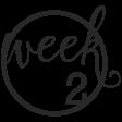 52 Weeks Stamps - Stamp 02