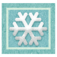 Snow Beautiful (Labels And Snippets) - snippet snowflake