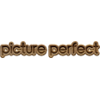 Snow Beautiful (Wood) - Wordart picture perfect