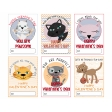 Everyday Is Caturday (Valentine Card Print)