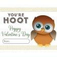 Owl Valentine Card 02