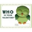 Owl Valentine Card 03