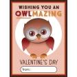 Owl Valentine Card 05