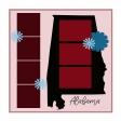 Layout Template: USA Map - Alabama