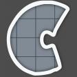 Alphabet Layout Template Letter C