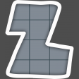 Alphabet Layout Template Letter Z