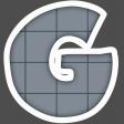 Alphabet Layout Template Letter G
