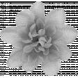 Burlap Flower Template 1