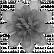 Burlap Flower Template 4