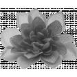 Burlap Flower Template 5