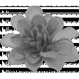 Burlap Flower Template 7