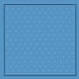 Blue Snowflake Paper
