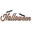 Halloween Word Art 1
