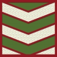 Chevron Christmas Background Paper