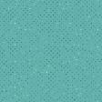 Dk Aqua Glitter Dots