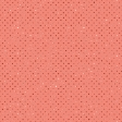Dk Coral Glitter Dots