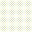 Yellow and Mint Polka Dots