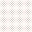 Coral and Tan Polka Dots