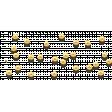Scattered Gold Gems
