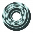 Aqua Metal Eyelet