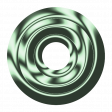 Mint Metal Eyelet