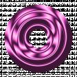 Pink Metal Eyelet