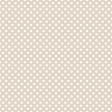 White Polka Dots on Light Tan