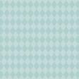 Aqua Diamond Grid