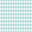 Aqua Diamond Dot