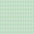Mint Diamond Grunge Grid