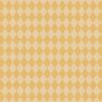 Orange Diamond Grunge Grid