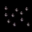 Sparkle Beads Black