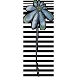 Whimsical Art Flower