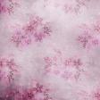 pink floral paper