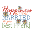Married Quote Color